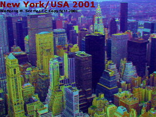 New York 2001, © Copyright 2001